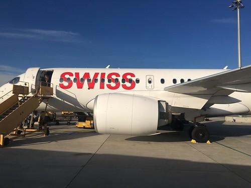 Départ de Buxelles pour Vienne - Wien