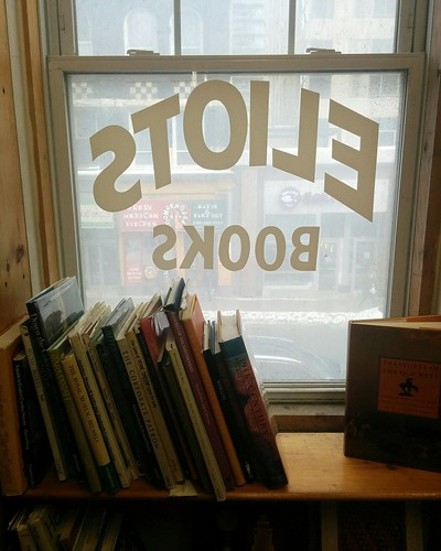 Last day at Eliot's (5) #toronto #eliotsbookshop #bookstore #usedbooks #yongeandwellesley