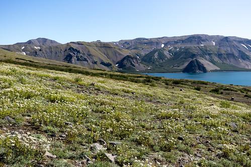 Lake Kljutjevskoje