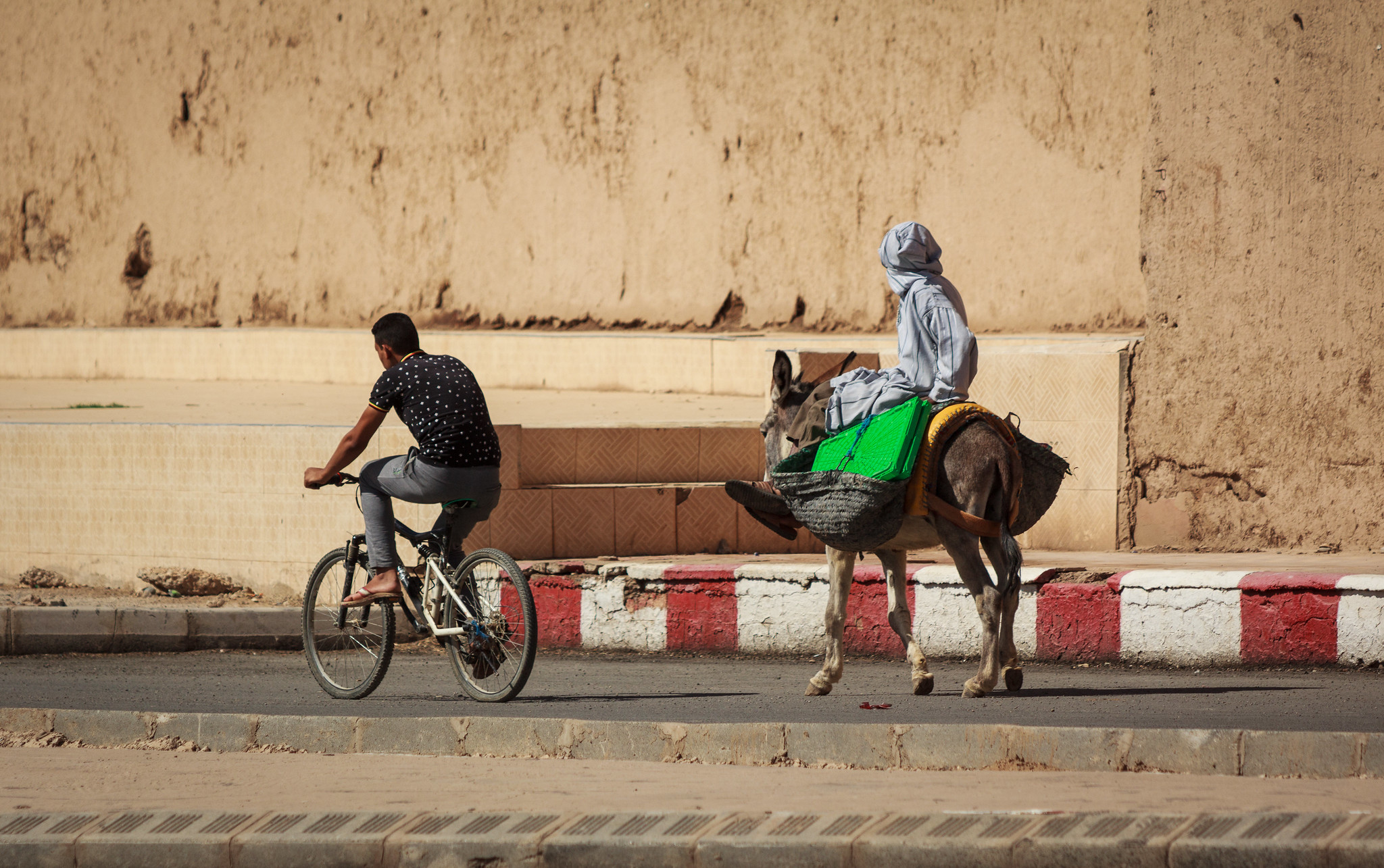 Morocco, Old and New