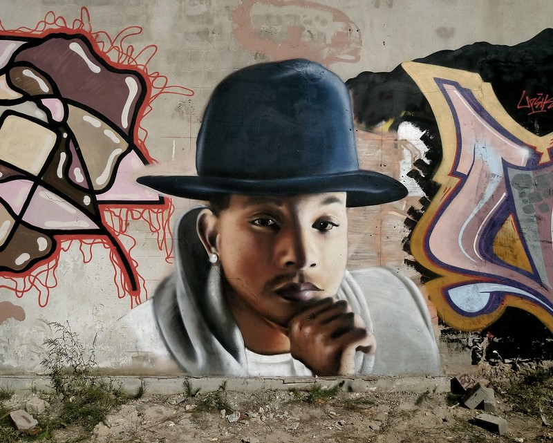 "Pieksa, ""Pharrell Williams"", September 2017"