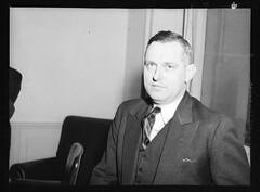 John Steelman, chief of staff of President Harry Truman: 1943 ca.