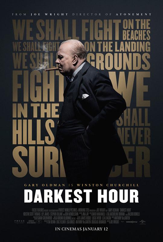 Darkest Hour - Poster 11