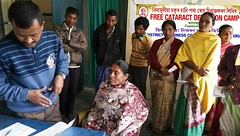 Free Cataract Detection Camp