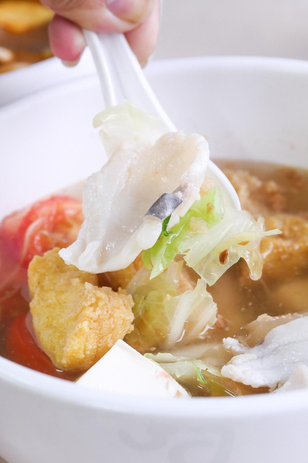 wang wang fish soup portrait