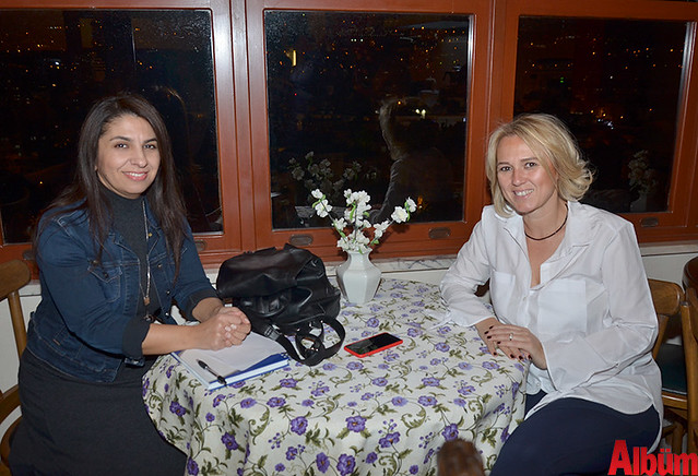 Evin Memişoğlu, Candan Kaptanoğlu