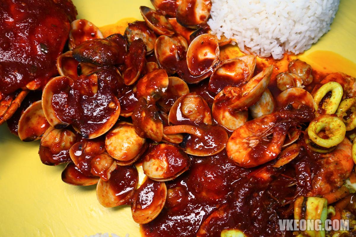 Seafood-Lambak-Thai-Sambal