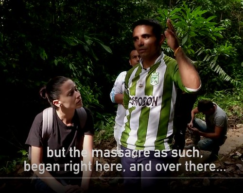 Abby Martin: Coca Farmers Massacred In Colombia Under Pressure From Trump