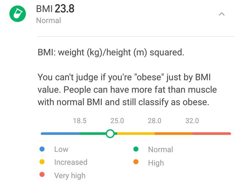 Xiaomi 体重計アプリ (11)