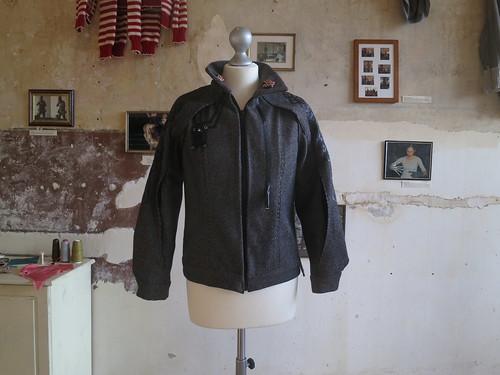 EMF listner jacket