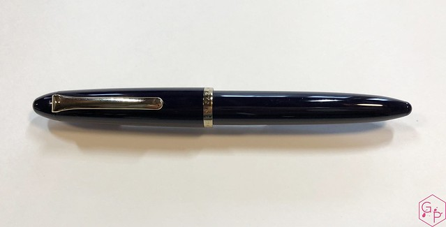 Review Sailor 1911 Fude de Mannen Fountain Pen @ThePenCompany 3