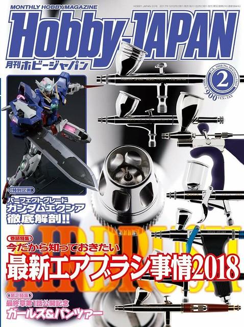 hobby Japan 2 - Febbraio 2018