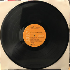 THE NITE-LITERS:INSTRUMENTAL DIRECTIONS(RECORD SIDE-A)