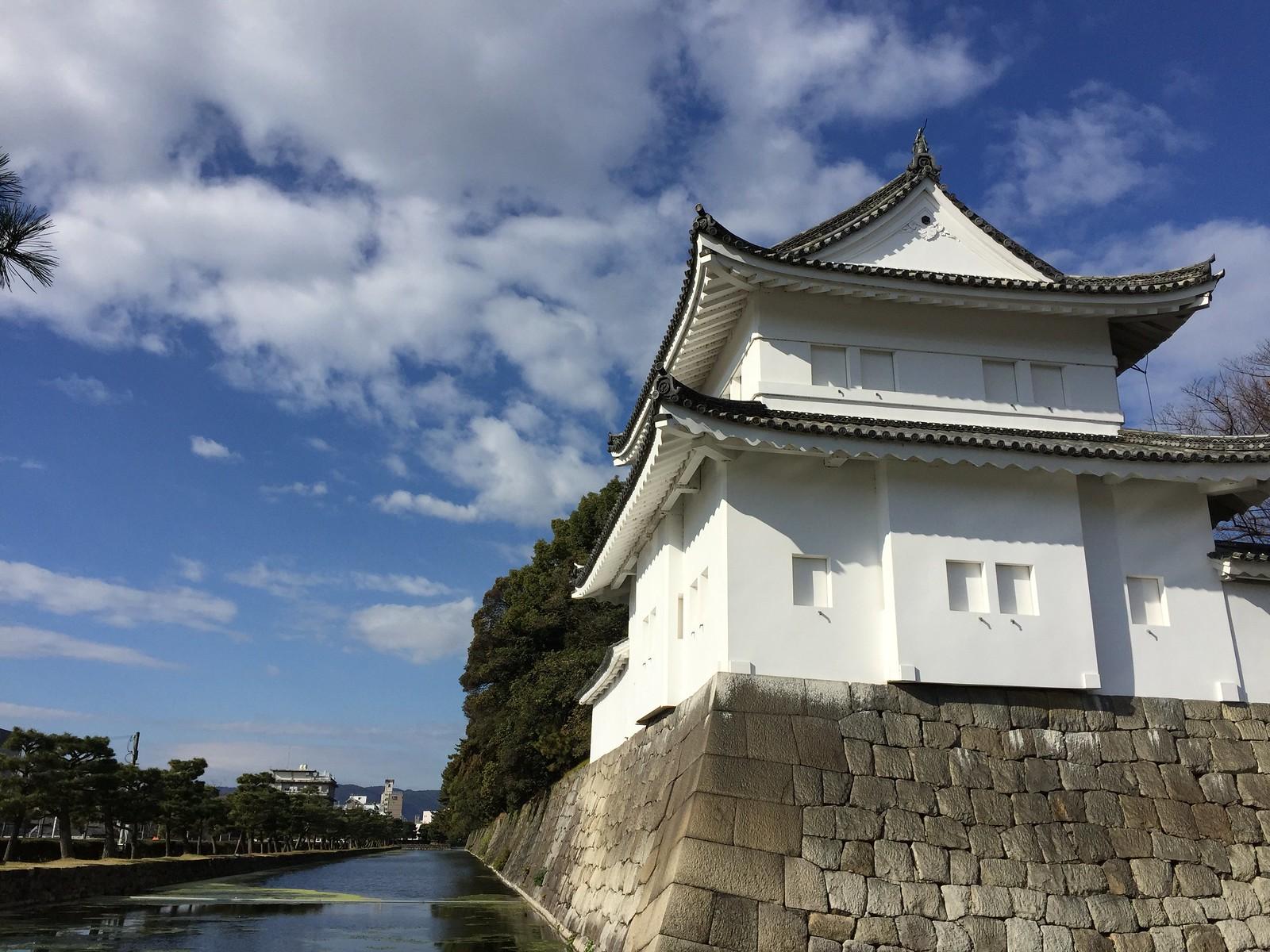 19. Nijo Castle