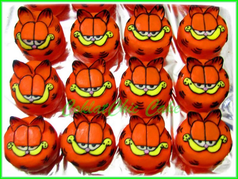 Minicake Garfield