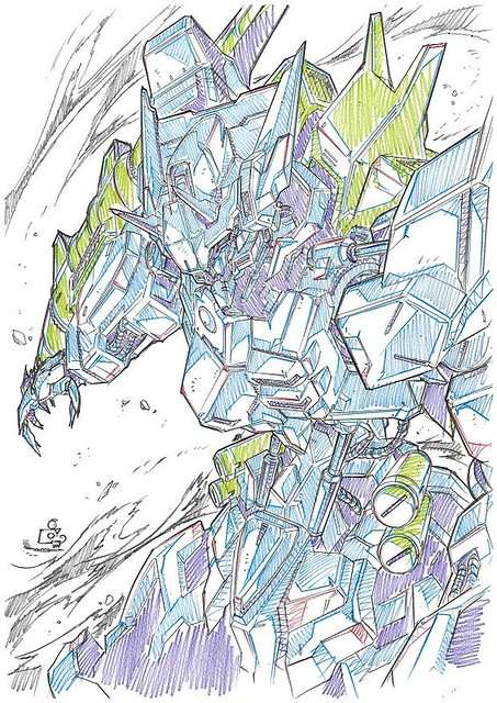 Gundam Iron Blooded Orphans - New Gundam Frame