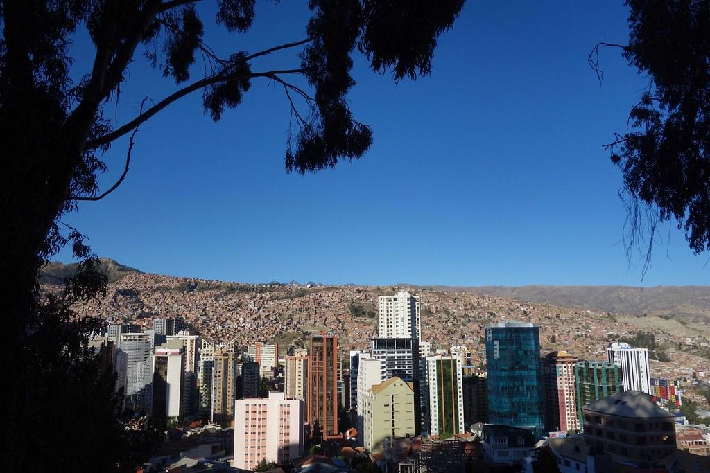 La Paz - Skyline 1