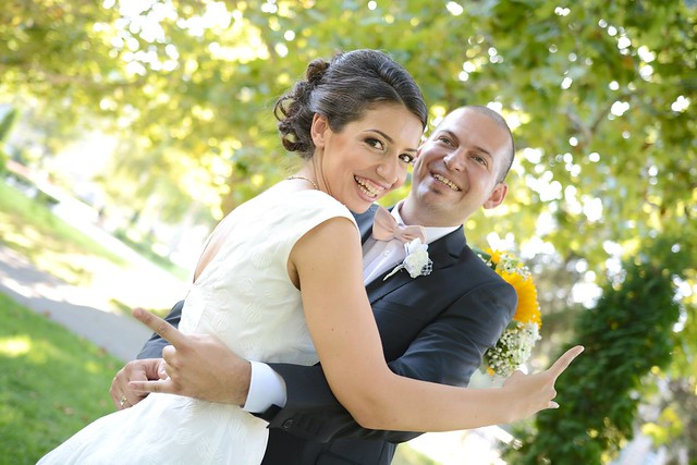 Eдин прекрасен сватбен ден S&T