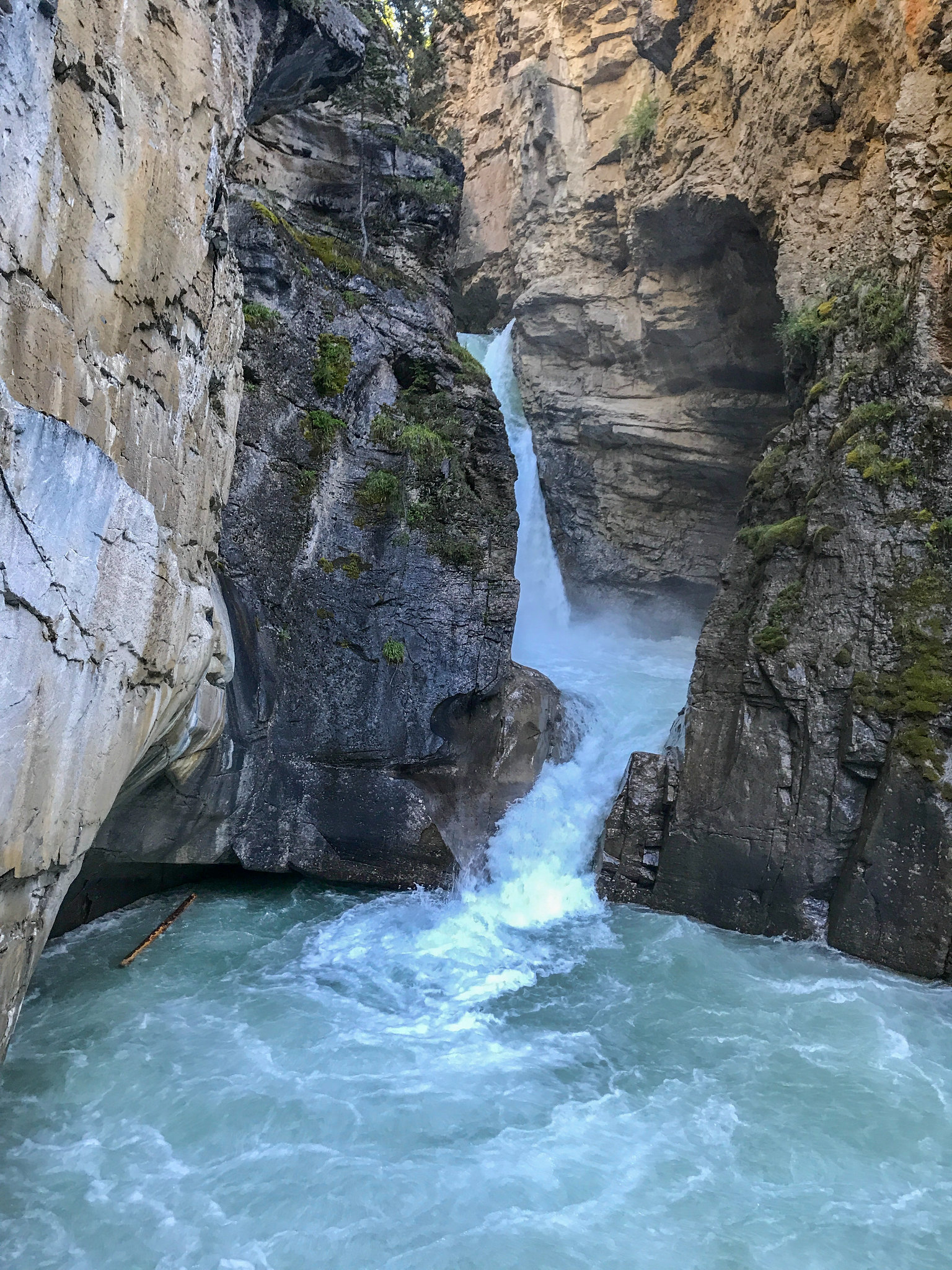 Johnston Canyon, Banff