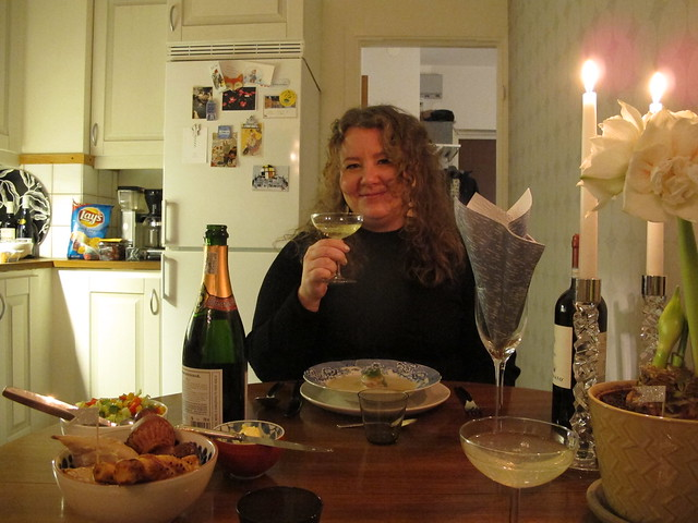 sunday, new year's eve, at ida's, helsingborg