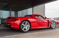 Porsche carrera gt red5 (3 of 1)