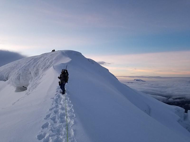 Cayambe • Summit Ridge