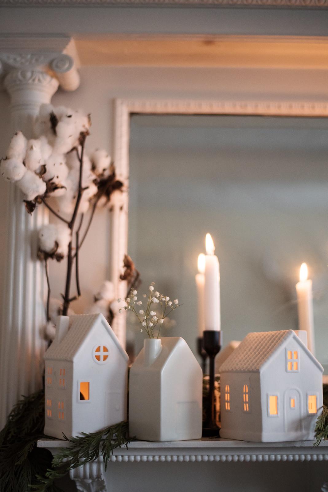 Mini Houses on juliettelaura.blogspot.com