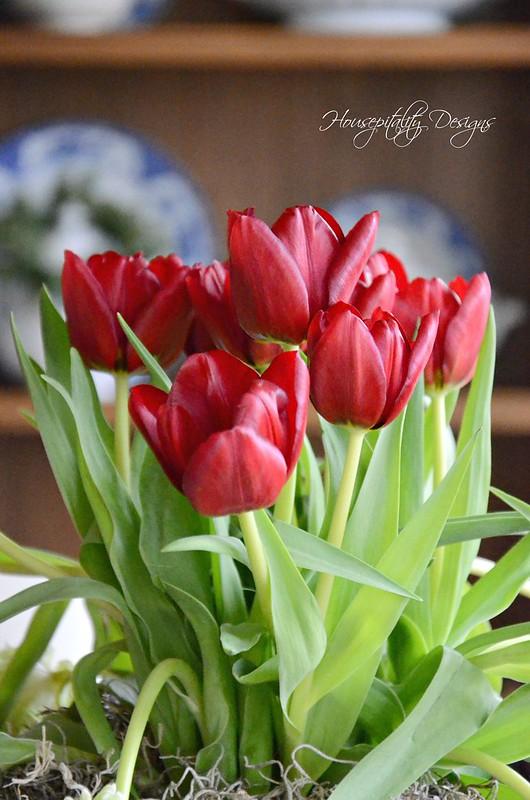 Tulip Arrangement-Housepitality Designs-5