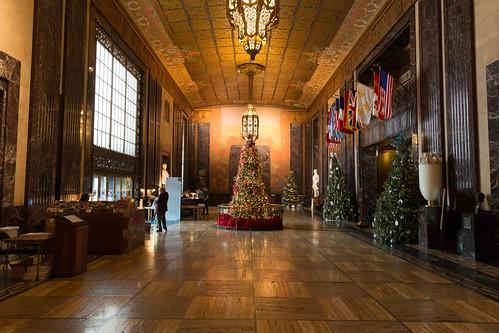 Louisiana State Capitol Lobby