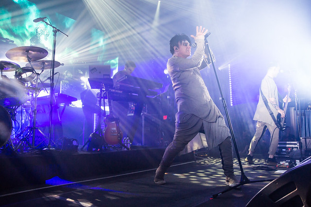 Gary Numan @930Club, Washington DC, 12/09/2017