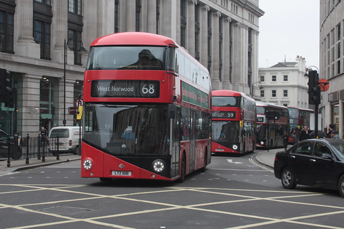 Go-Ahead London LT681 LTZ1681