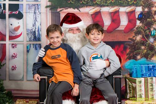 Santa at Teecs-69