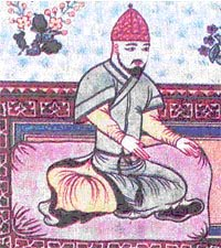 Tugrul bey founder of Seljuk Empire, from unknown source
