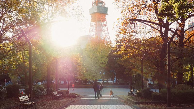 鐵塔午後|東京 Tokyo