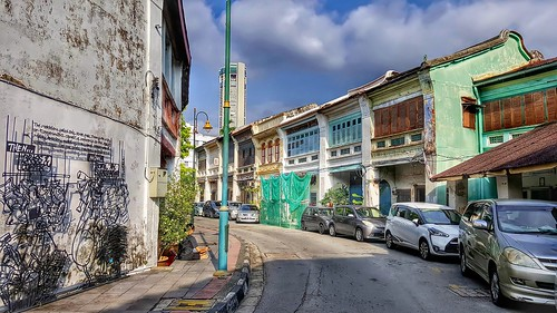 Tips for Seeing Street Art in Penang