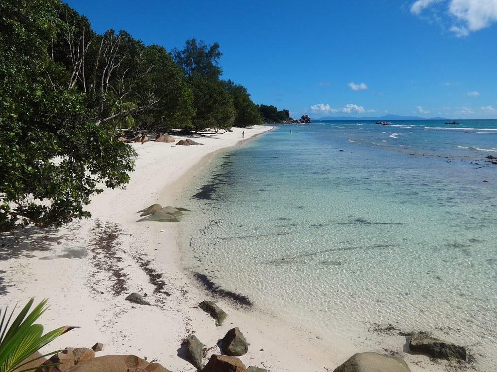 Anse Severe La Digue Seychelles