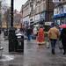 Snowy Sunday Street