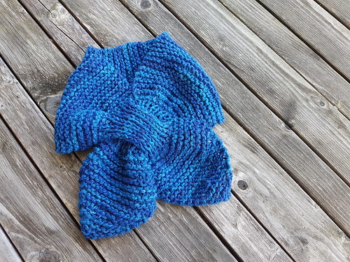 Baby scarf for Rickard