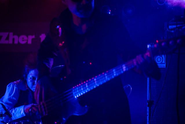 Coal Tar Moon live at Zher the Zoo, Tokyo, 26 Dec 2017 -00158