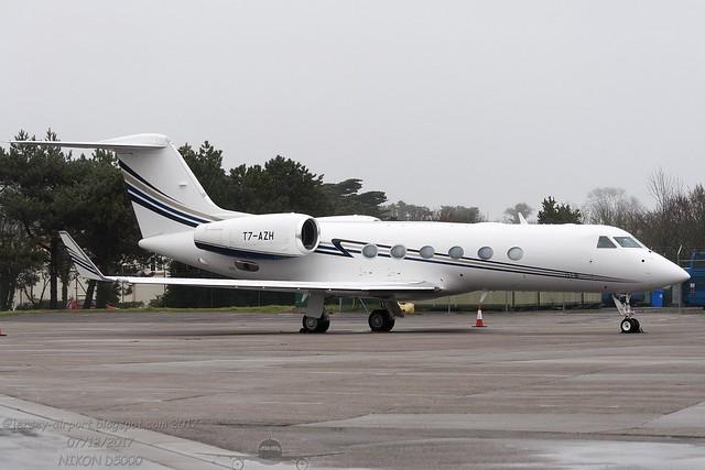 T7-AZH Gulfstream G450