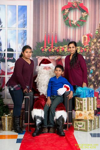 Santa at Teecs-51