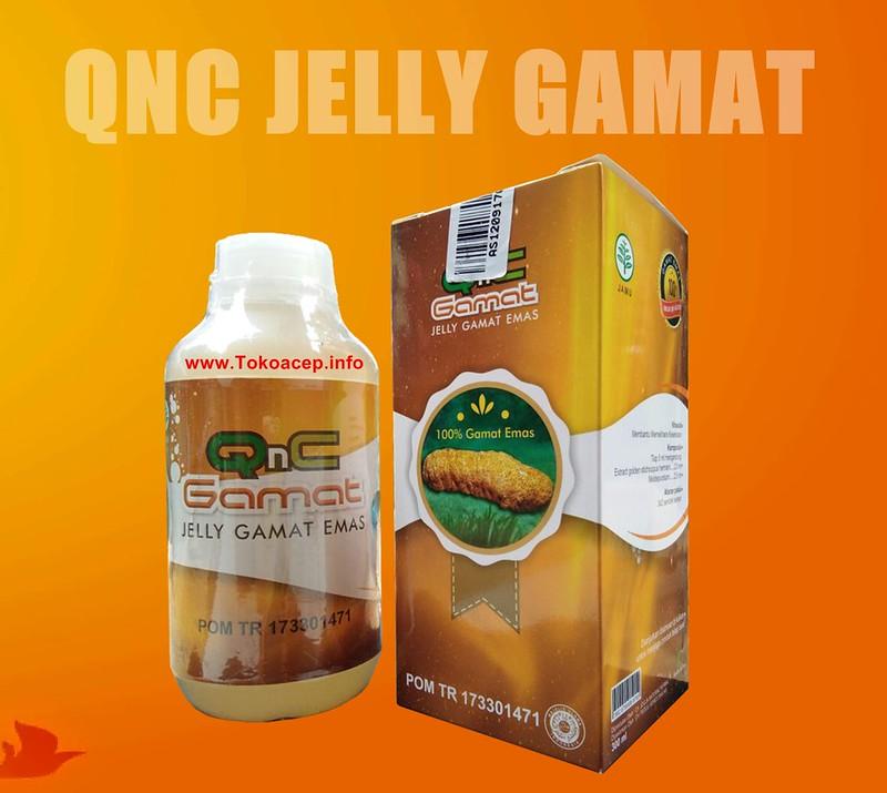 Apotik Penyedia QnC Jelly Gamat Solo