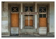 Gare de Vitrey-Vernois - Photo of Neuvelle-lès-Voisey