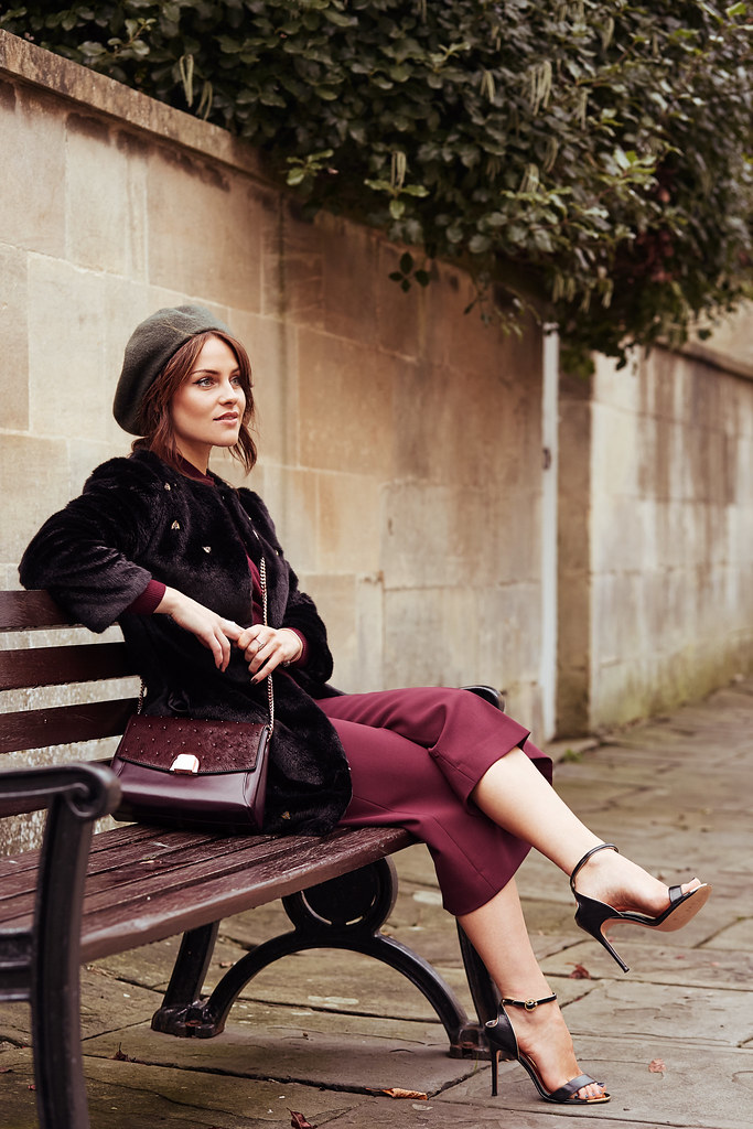 The Little Magpie Ted Baker Partywear Shoot Bath