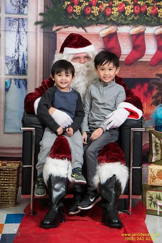 Santa at Teecs-49