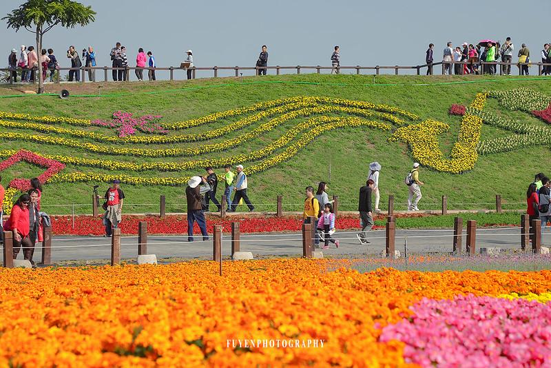 2017臺中國際花毯節9