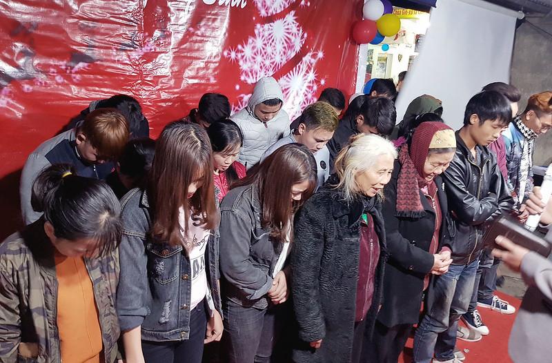 Hội Thánh Hưng Yên truyền giảng Giáng sinh có gần 200 người tham dự có hơn 20 người tin Chúa 2