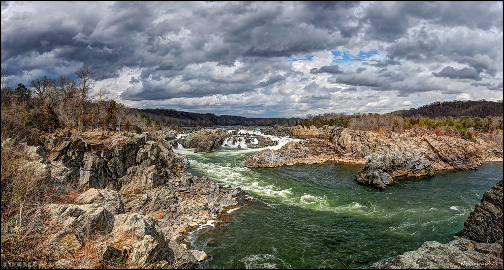 Great Falls / Potomac River