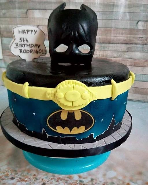 Birthday Cake for Boy by Barbara Golec
