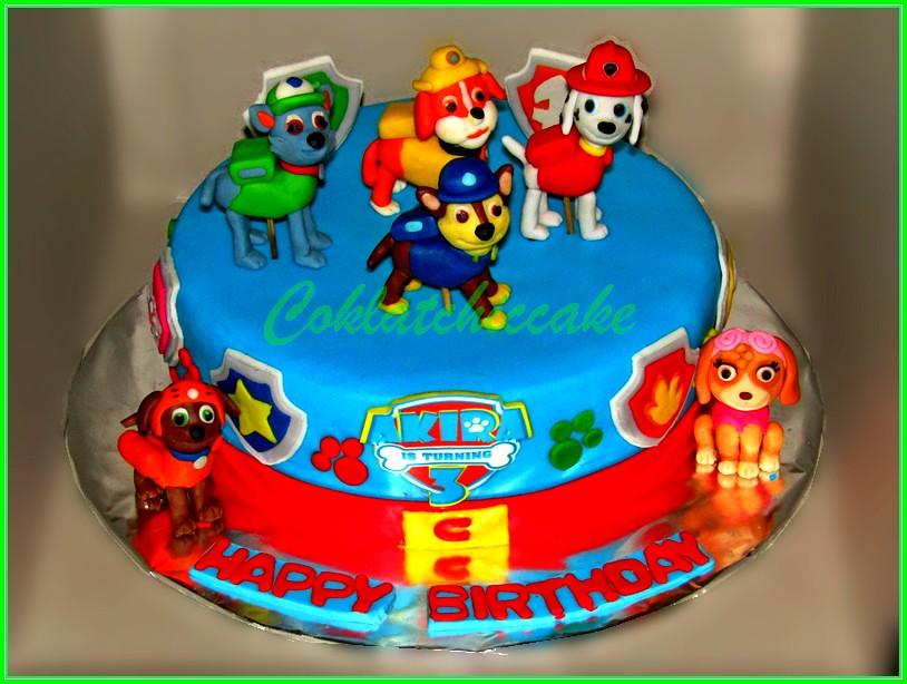 Cake Paw Parol AKIRA 20cm